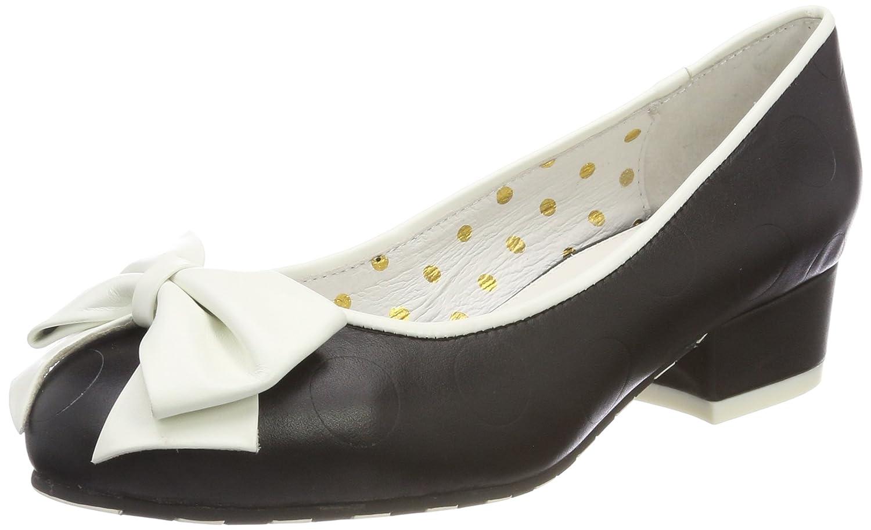 TALLA 38 EU. Lola Ramona Alice, Zapatos de tacón con Punta Cerrada para Mujer
