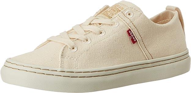 Levi's Global Vulca Low Sneakers Damen Weiß