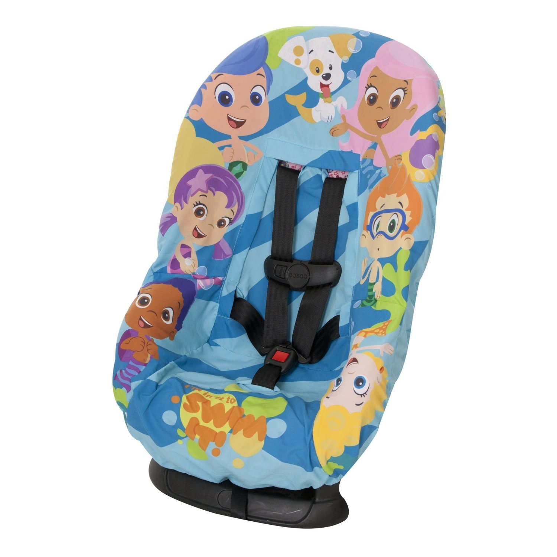 amazon com nickelodeon bubble guppies car seat cover 092317107626