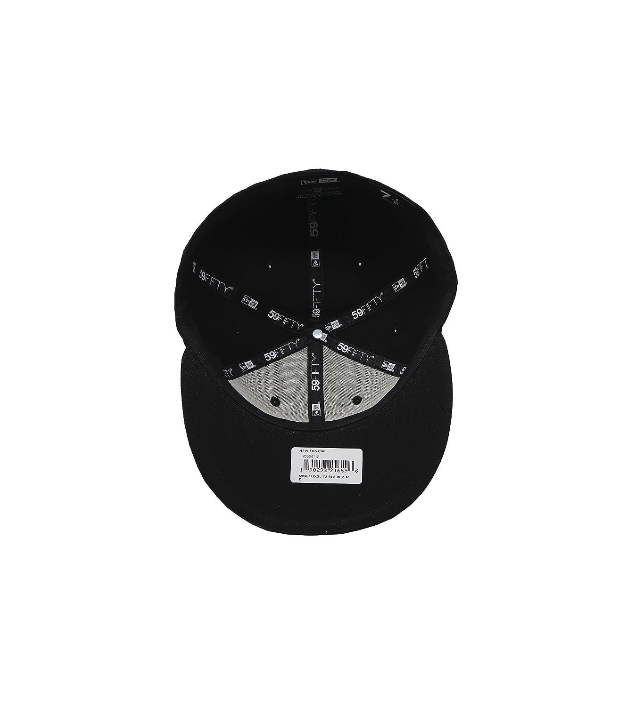 ce36464ebb Amazon.com  New Era 59Fifty Hat Tijuana Xolos TJ Caliente Soccer Mexican  League Black Cap  Clothing