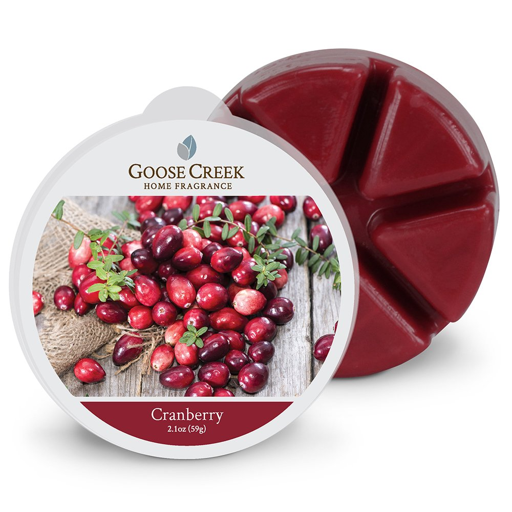 Goose Creek Cranberry Wax Melt Pack, Purple EW397