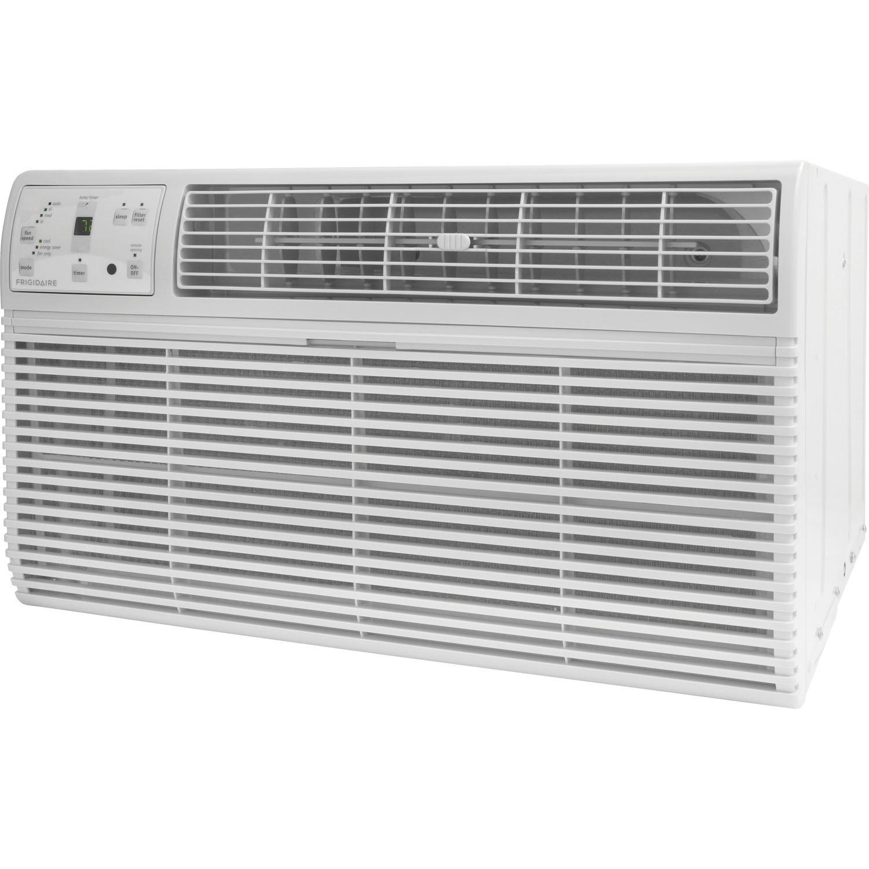amazoncom frigidaire ffta1422r2 btu 230volt air conditioner with temperature sensing remote control home u0026 kitchen - Air Conditioner Wall Unit