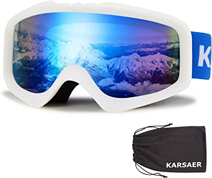 Ravs Ski Goggles Safety Glasses Snowboard Glasses-Camouflage-also for eyeglass wearers