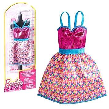 Barbie - Tendencia de la Moda para la Ropa de la Muñeca Barbie - Vestido Rosa