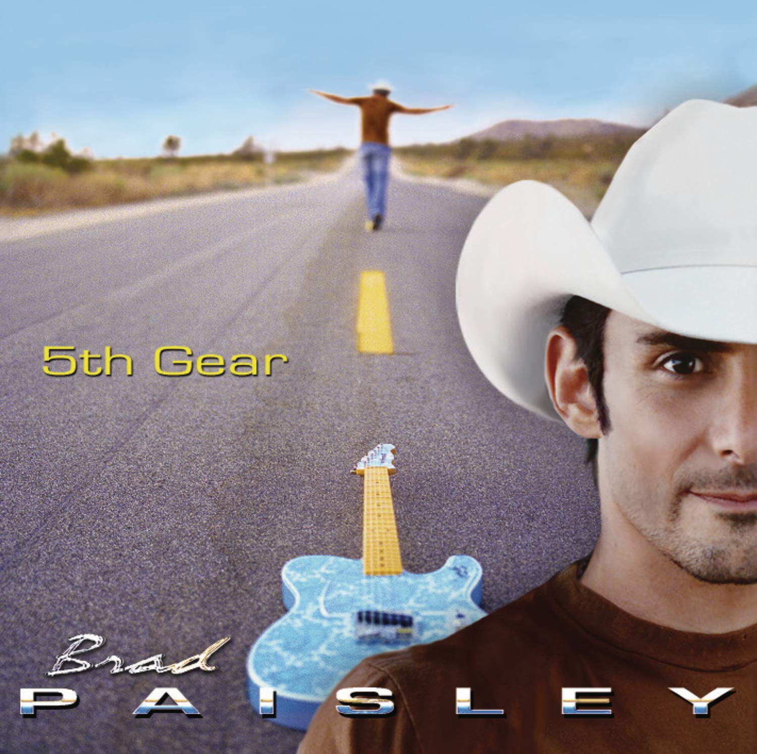 Brad Paisley - 5th Gear - Amazon.com Music