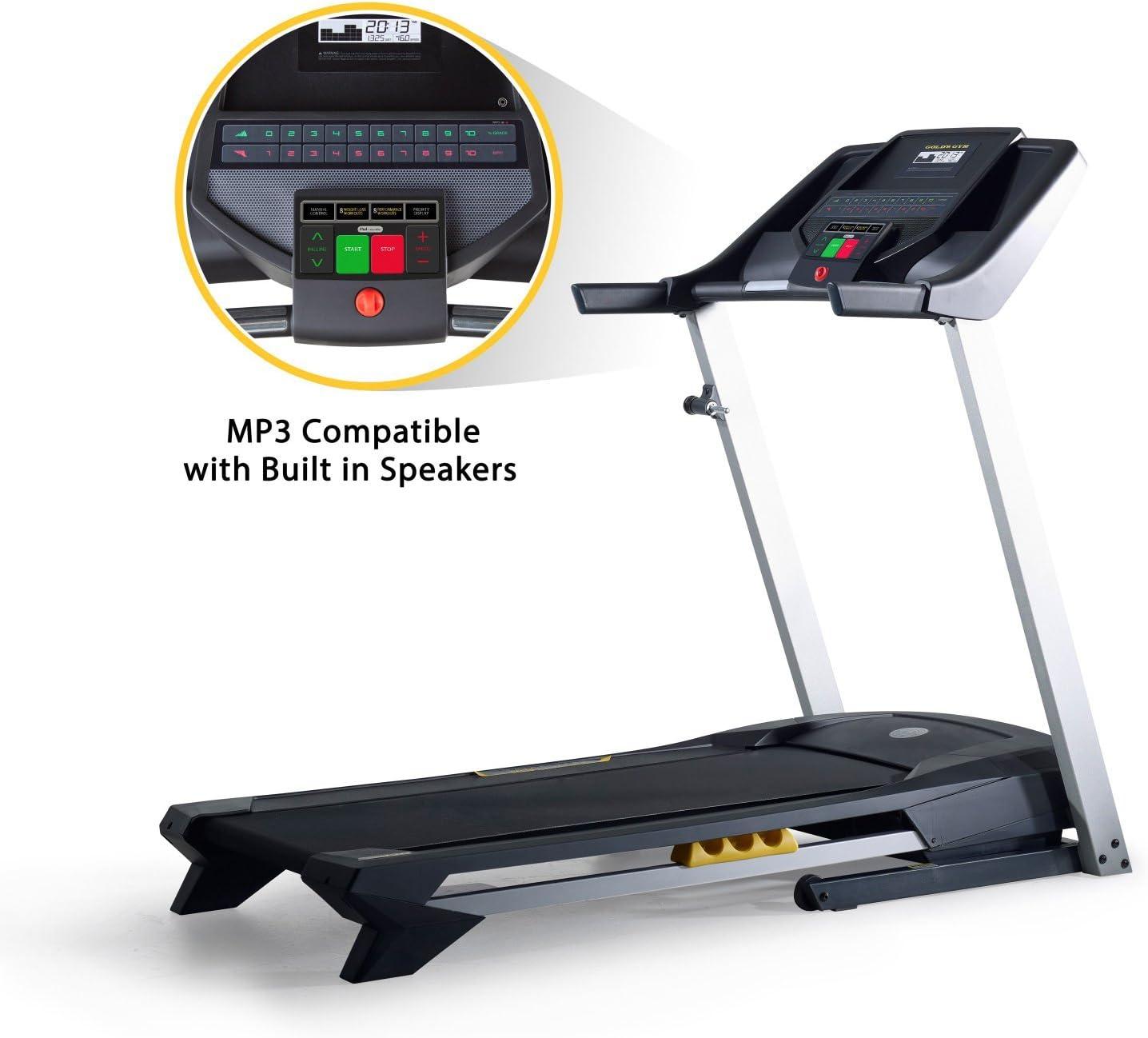 Icon Health & Fitness, Inc. Nuevo Modelo, Gold s Gym 420 Cinta de ...
