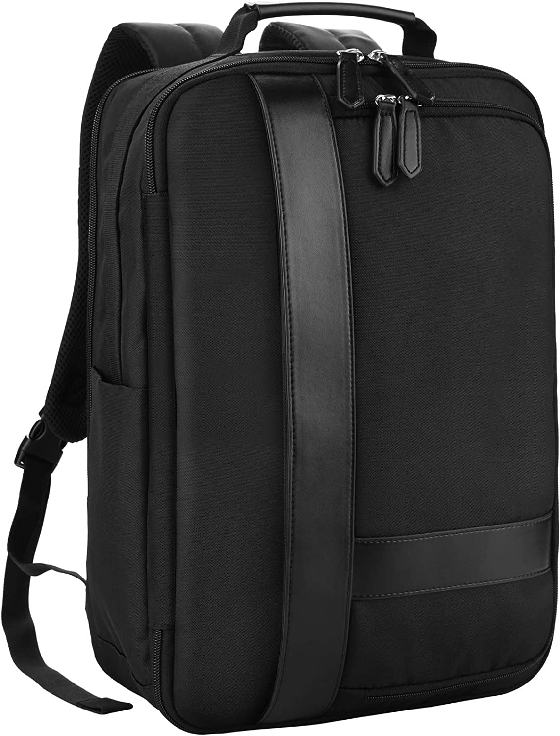 Business Laptop Travel Backpack,Carry-On Travel Luggage Backpacks Flight Approved Weekender Rucksack Bag with Luggage Sleeve for Women Men Fits 17 Laptop