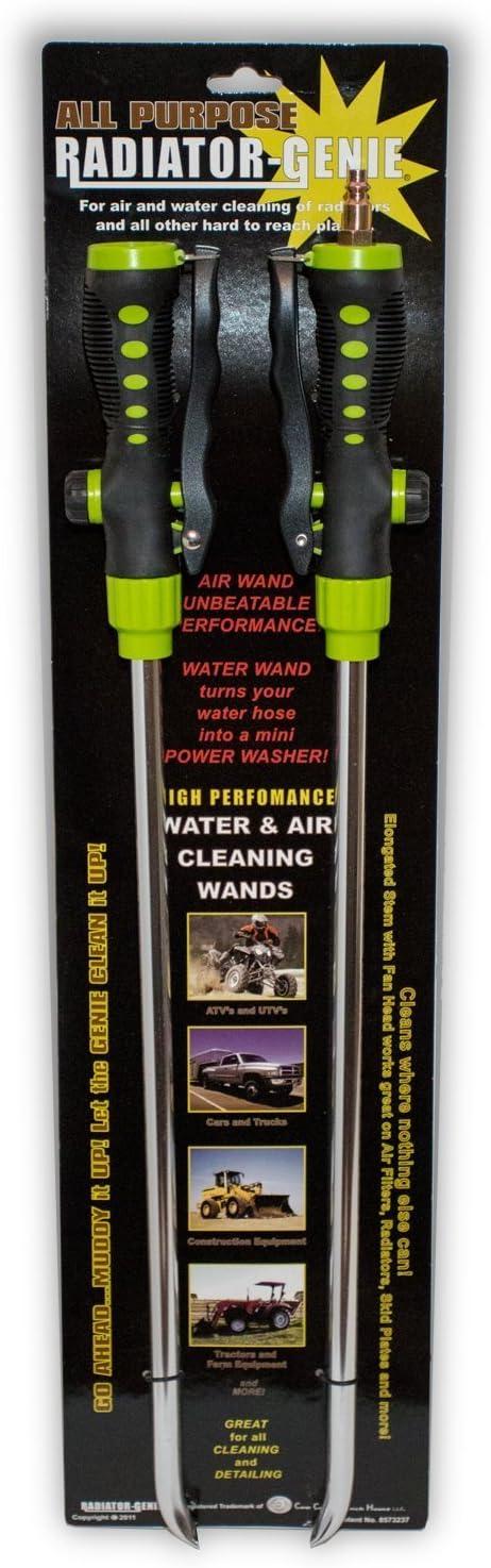 Radiator Genie Cleaning System
