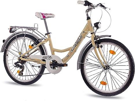 24 Pulgadas juventud ciudad bicicleta niñas bicicleta CHRISSON ...