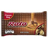 ROLOChewy Caramels in Milk Chocolate, 12 Ounce