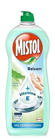 Mistol - Lavavajillas Aloe Vera 650 ml