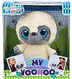 YooHoo and Friends - Peluche interactivo con 54 sensores y voces (Simba)