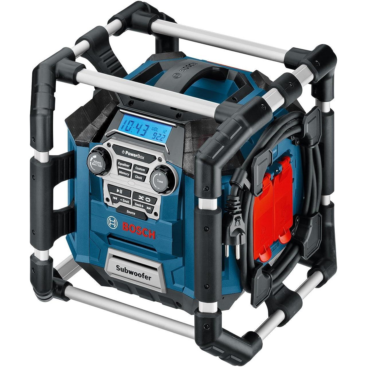 Einige Baustellenradios sind sogar mit einem USB-Anschluss und SD-Karten-Slot ausgestattet.
