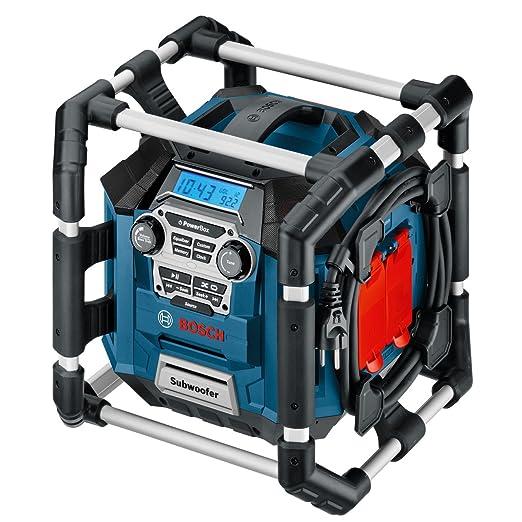2 opinioni per Bosch Professional 0601429700 GML 20 Radio