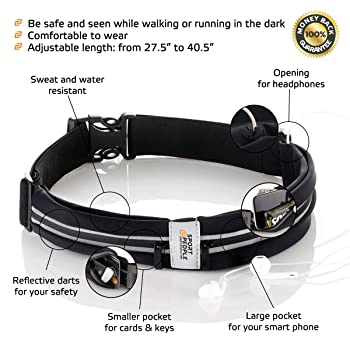 Sport2People Running Belt