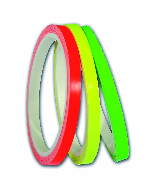 Pro Grip 5025 Wheel Rim Tape Flourescent Green