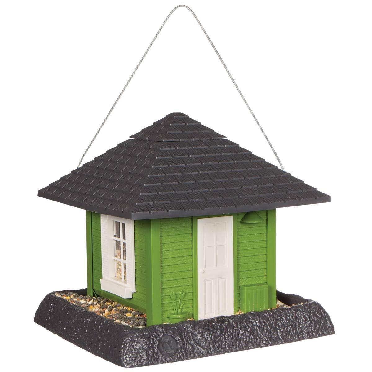 DPD North States Industries, Inc. Lightweight Garden House Birdfeeder