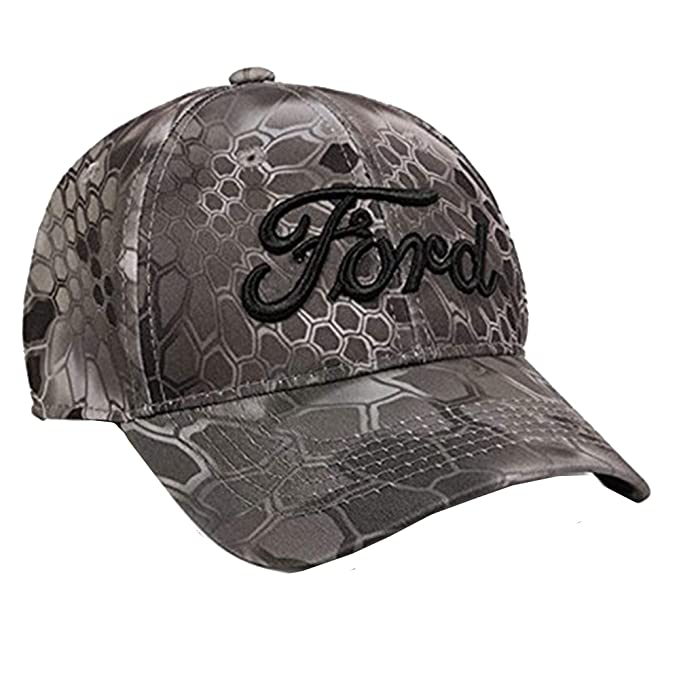05b7bf850d1 Outdoor Cap Men s Ford Kryptek Raid Camo Cap at Amazon Men s ...