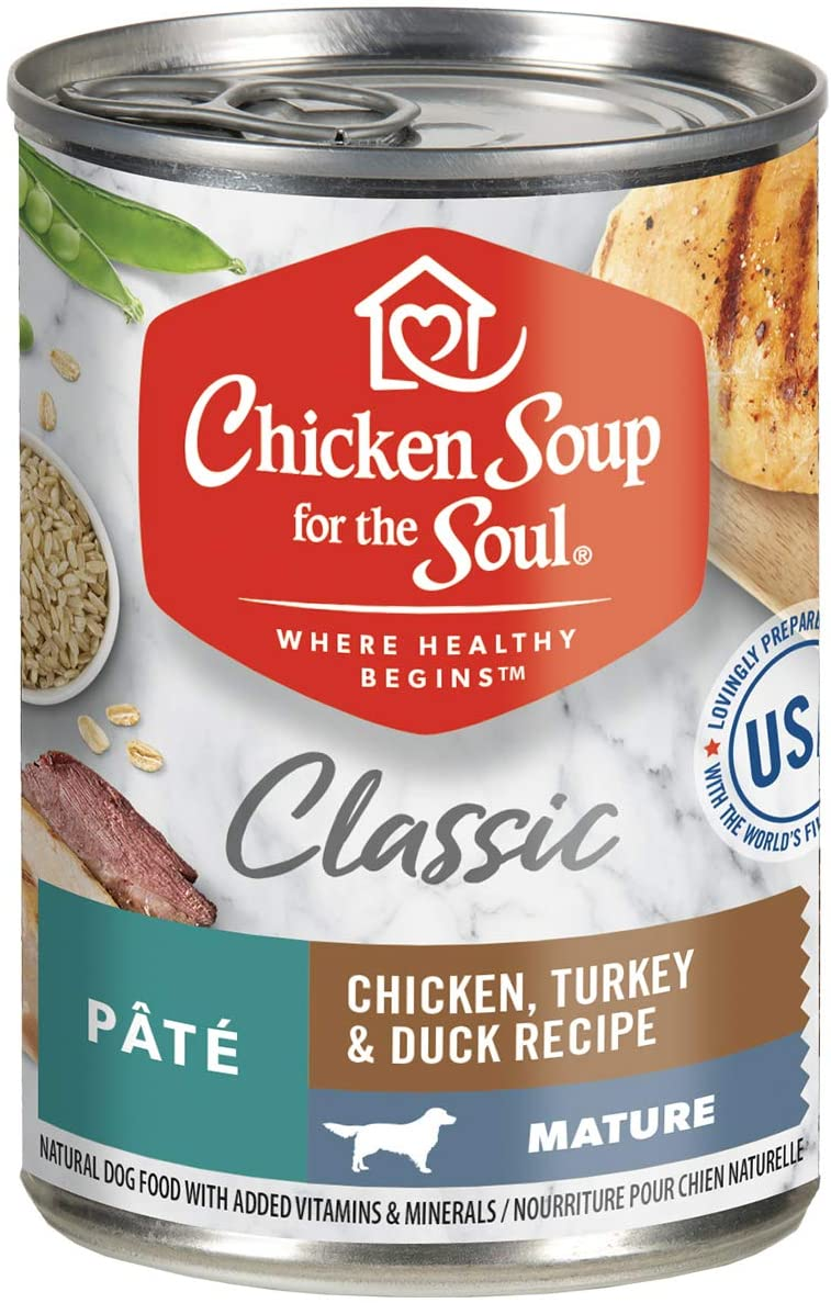 Chicken Soup for the Soul Pet Food Dog Food