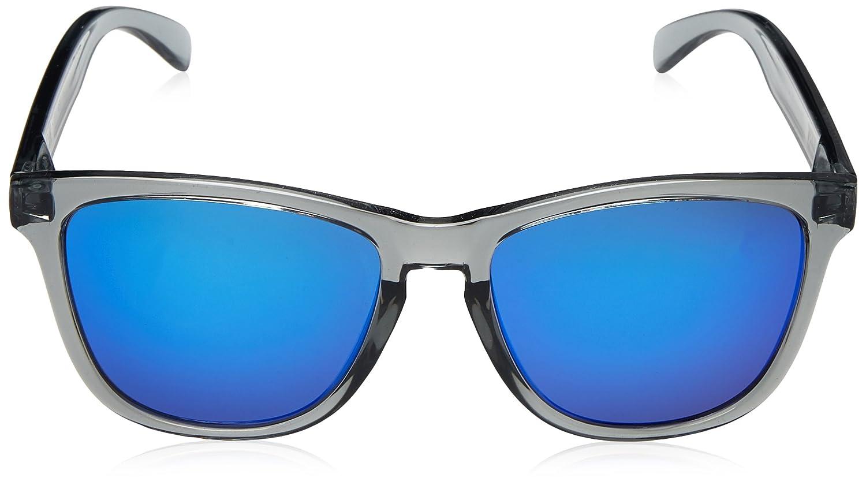 NORTHWEEK Regular Gafas de sol, Bright Grey/Blue Polarized, 45 Unisex