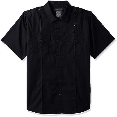 5.11 Tactical Men's Taclite Class A PDU Short Sleeve Polo Shirt, Teflon Treatment, Style 71167: Clothing