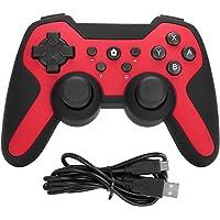 Wireless Gaming Controller, Gamepad voor Bluetooth Wireless Gaming Handvat Somatosensorische Dual Vibration Joystick…