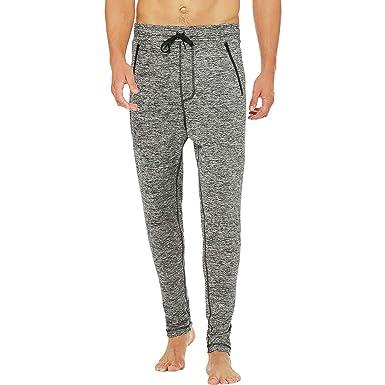 Amazon.com: alo yoga Renew Lounge – Pantalón para hombre, L ...