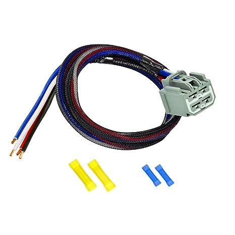 amazon com tekonsha 3045 s brake control wiring adapter for dodge Dodge Trailer Brake Controller Wiring image unavailable