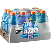 12-Pack Gatorade Frost Thirst Quencher Variety Pack 20 Ounce Bottles