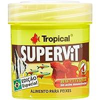 Ração Para Peixes Supervit 12g Pote Tropical Tropical Para Peixes