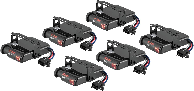CURT 51142 TriFlex Electric Trailer Brake Controllers Proportional