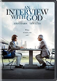 Book Cover: An Interview with God