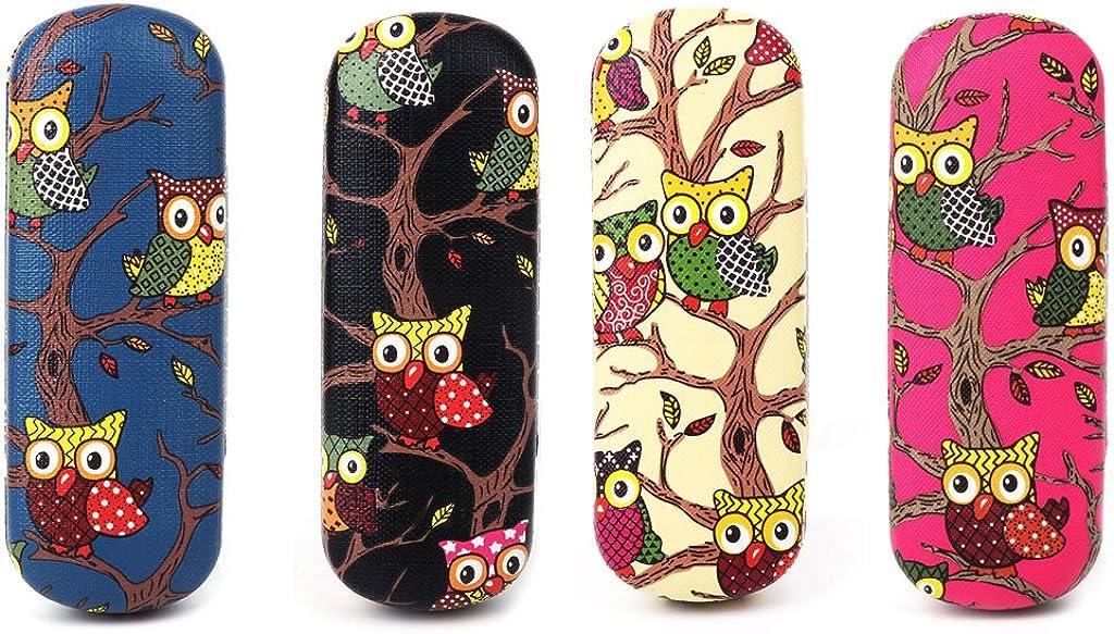 BKID Glasses Box Owl Animal...