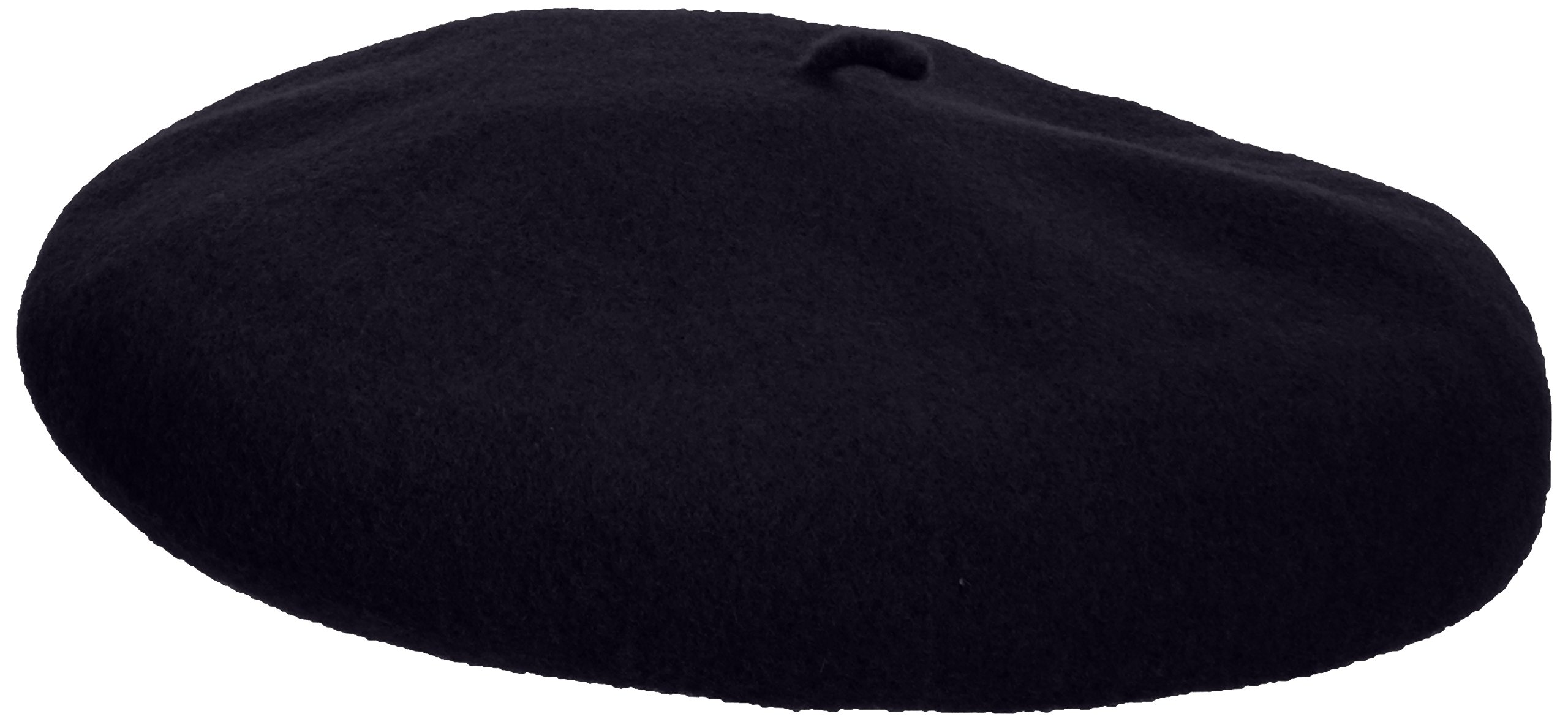 Kangol Men's Anglobasque Beret, From the Heritage Collection, Dark Blue (Large) by Kangol (Image #2)