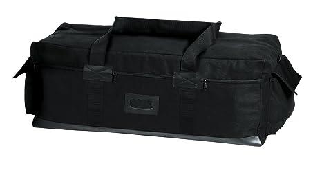 75b498348f7 Amazon.com  Rothco Canvas Israeli Type Duffle Bag, Black  Sports ...