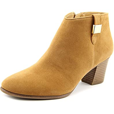 Womens Leoh Closed Toe Ankle Fashion Boots