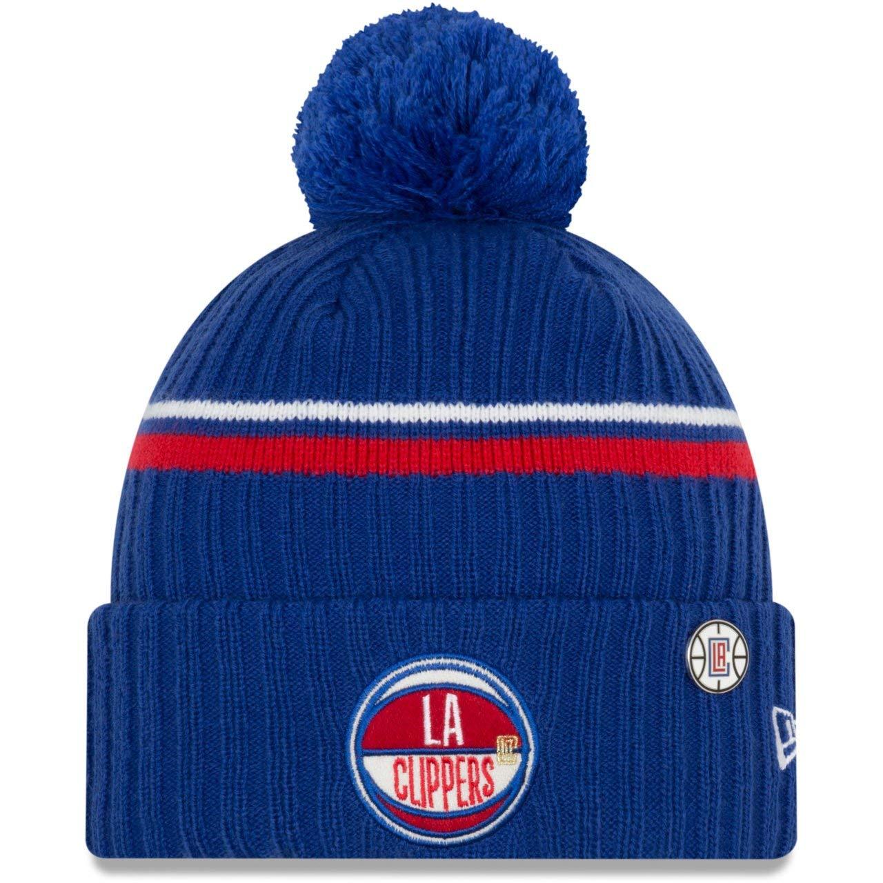 New Era NBA 2019 Draft Knit Bobble Hat