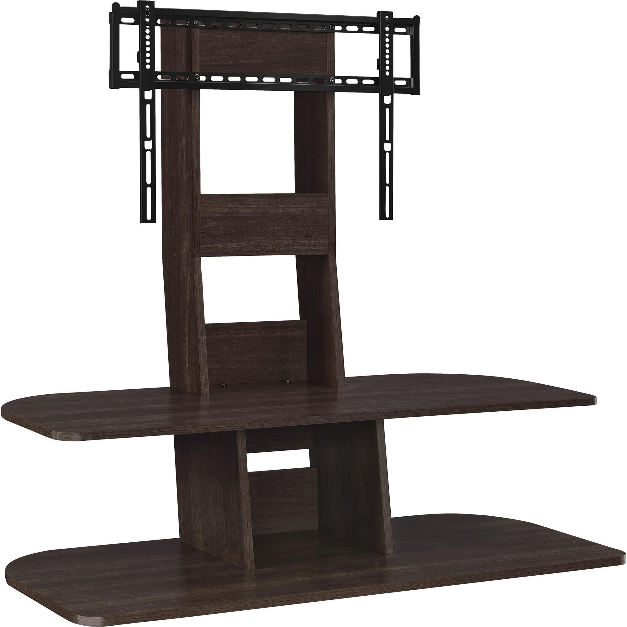 Ameriwood Home Galaxy TV Stand with Mount for TVs up to 65'' Wide, Espresso by Ameriwood Home