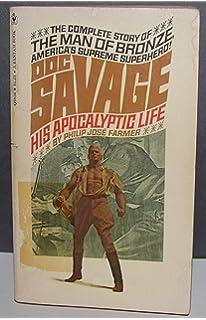 Amazon doc savage his apocalyptic life 9781618271273 doc savage his apocalyptic life fandeluxe Gallery