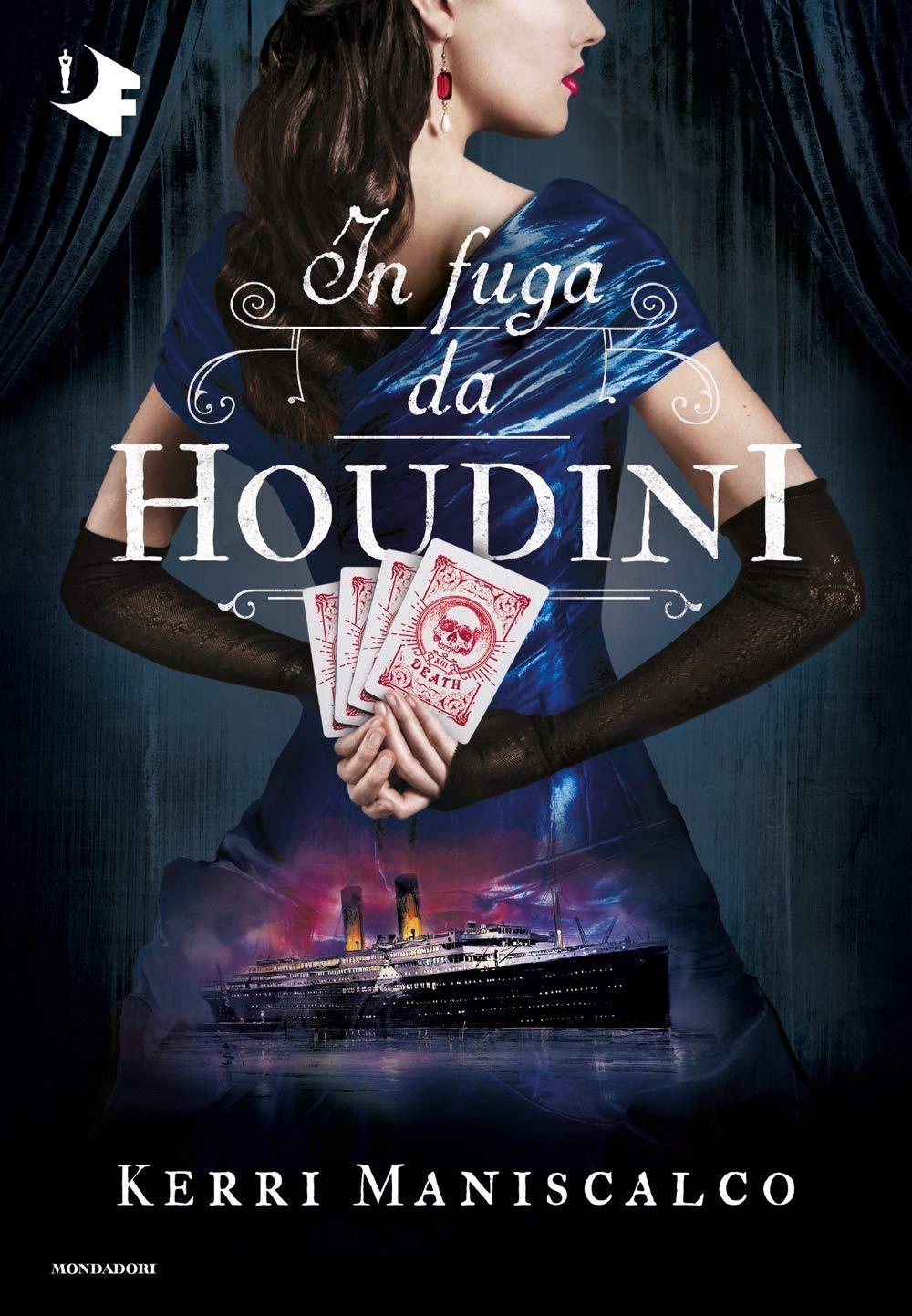 In fuga da Houdini - Copertina