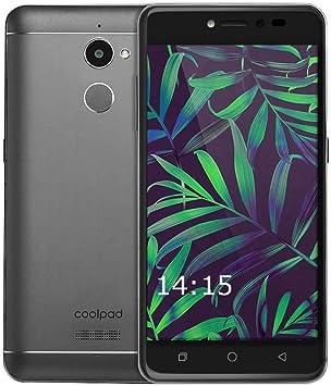 Móviles y Smartphone libre de Coolpad Torino S2 Android (4G Dual ...