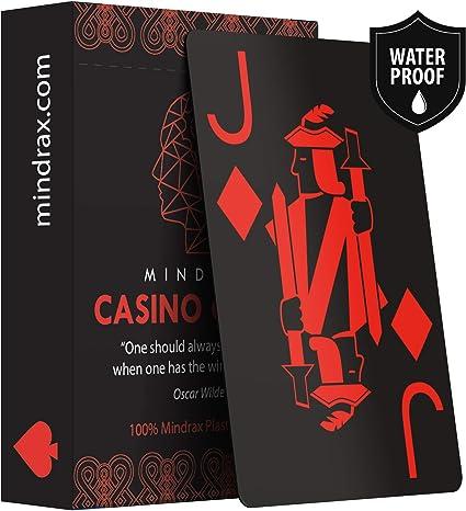 Mindrax Naipes Premium | Cartas de póker de diseño Profesional ...