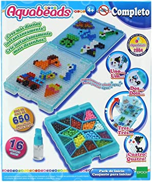 Aquabeads- Pack de Iniciación Manualidades (31382): Amazon.es ...