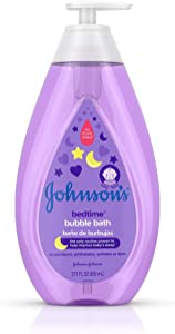 Johnson's Bedtime Baby Bubble Bath
