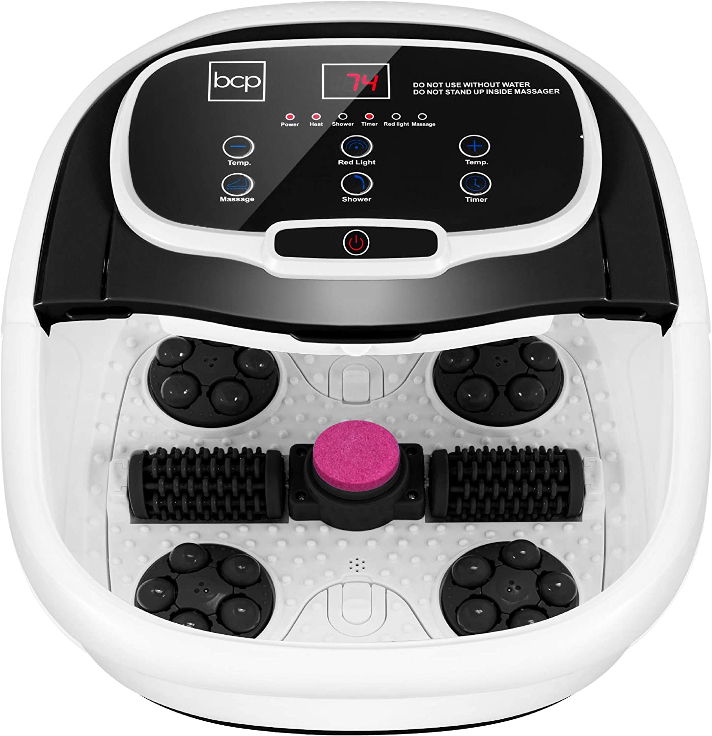 Best Choice Products Motorized Foot Spa