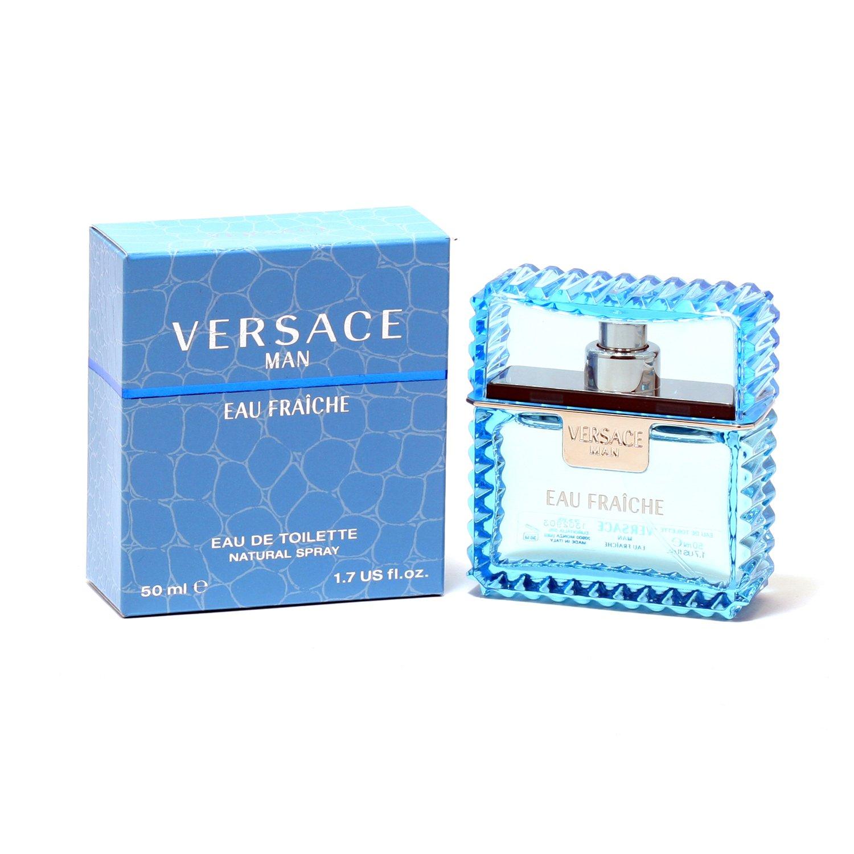 Versace Man Eau Fraiche Edt Spray 1.7 OZ 500008