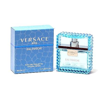 Versace - Man eau fraiche colonia por para hombre colognes