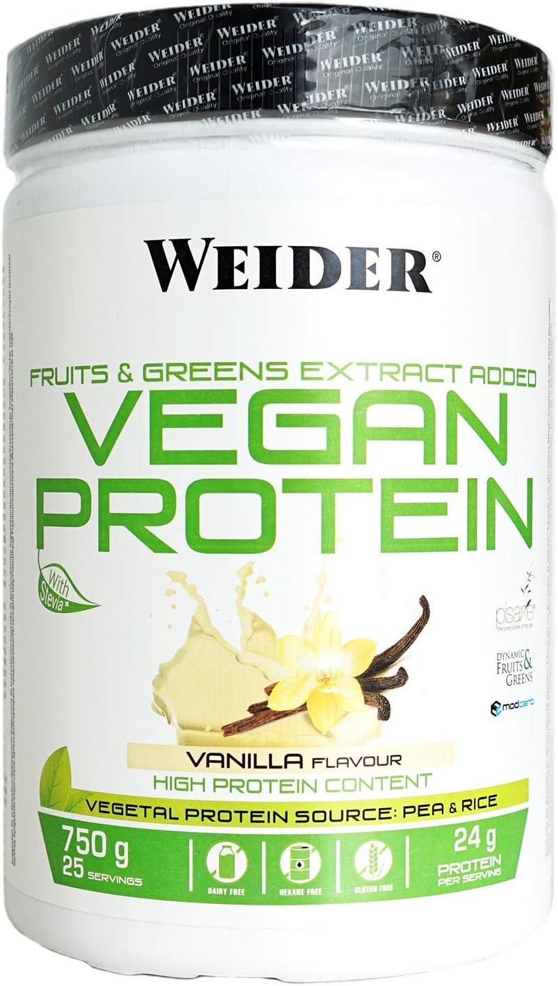 JOE WEIDER VICTORY Vegan Protein Vainilla 750 g