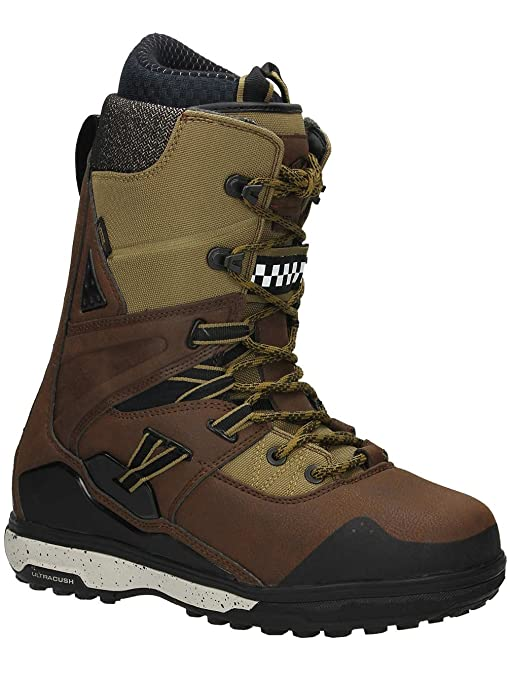 725f0dce2faf1d Vans Sequal Snowboard Boots Brown Tan 2017 (10.5)  Amazon.ca  Sports    Outdoors