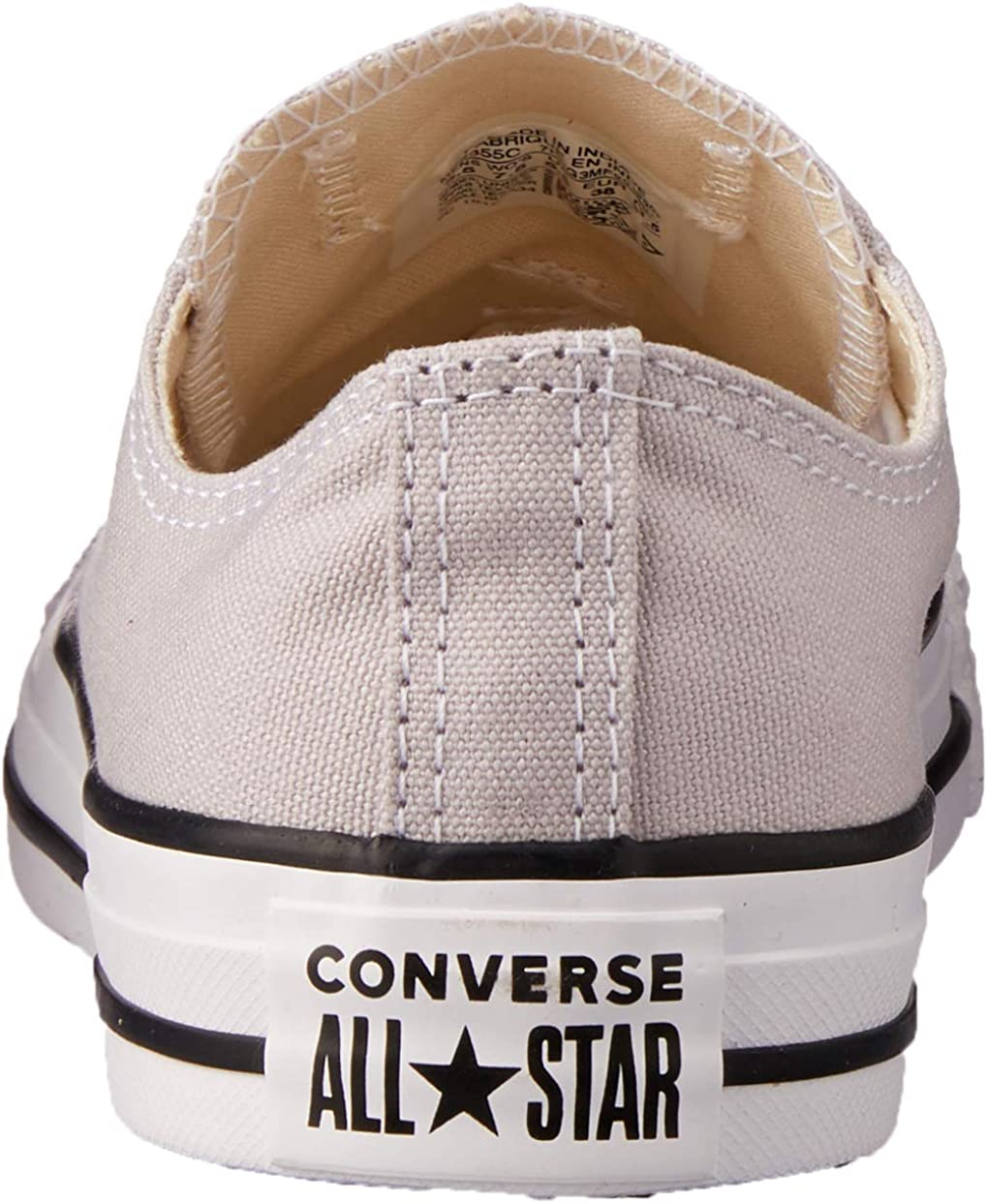 Converse Chuck Taylor All Star, Sneakers Basses Mixte Adulte